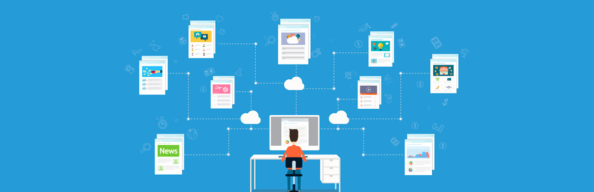 ilustração do artigo automação de marketing